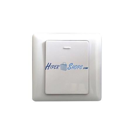 Interruptor de pared para enchufe básico