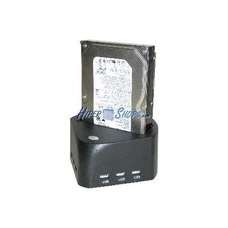 Docking Station SATA-HDD a eSATA/USB (HDD + USB-Hub)