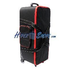 Bolsa de transporte para material fotográfico (81 x 31 x 29 cm)