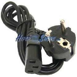 Cable Alimentación IEC-60320 7,5 m (C13 / SCHUKO-M)