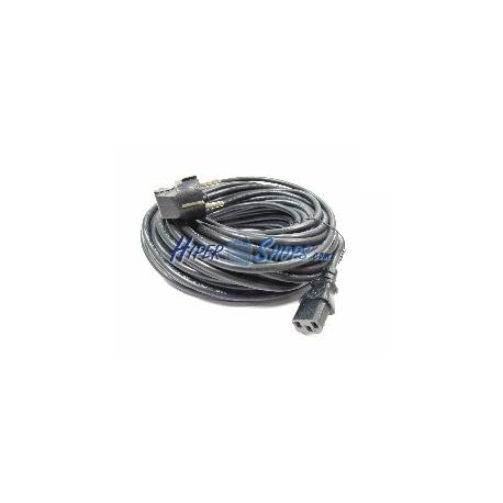 Cable Alimentación IEC-60320 20 m (C13 / SCHUKO-M)