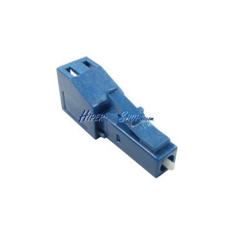 Atenuador de fibra óptica LC/PC monomodo 25dB