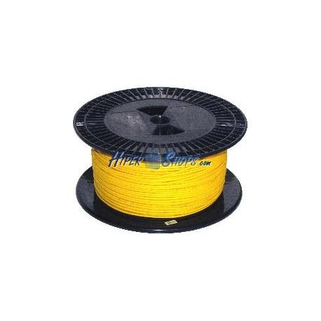Bobina de fibra óptica 9/125 monomodo 2.0 mm simplex de 300 m