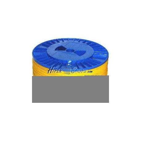 Bobina de fibra óptica 9/125 monomodo 2.0 mm duplex de 1000 m