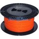 Bobina de fibra óptica 62.5/125 multimodo 2.0 mm simplex de 300 m