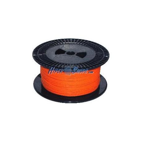 Bobina de fibra óptica 62.5/125 multimodo 3.0 mm simplex de 100 m
