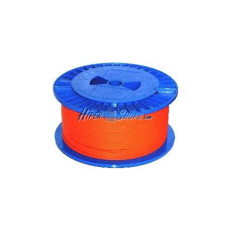 Bobina de fibra óptica 62.5/125 multimodo 3.0 mm duplex de 1000 m