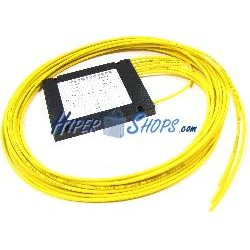 Separador de señal de fibra óptica de 1 a 8 dos ventanas 1310/1550nm