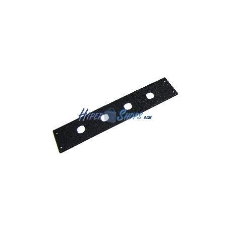 Subpanel de fibra óptica de 4 ST