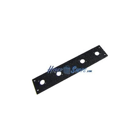 Subpanel de fibra óptica de 4 FC