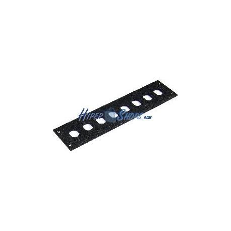 Subpanel de fibra óptica de 8 ST