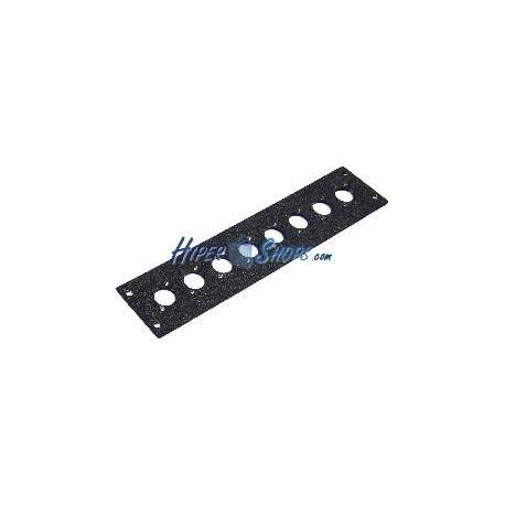 Subpanel de fibra óptica de 8 FC