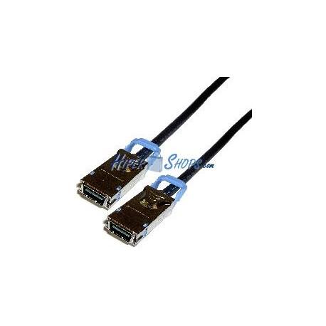 Cable Ethernet 10Gb CX4 SFF-8470 de 5m