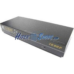 Conversor y selector de 6 entradas variadas a HDMI