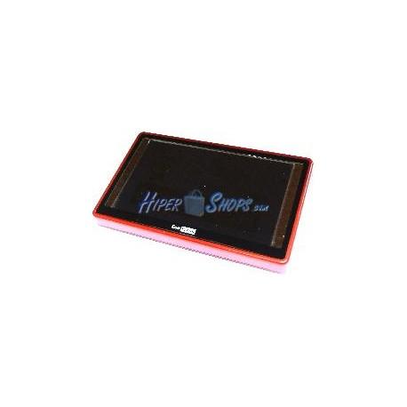 Rótulo personalizable ECOFLASH sin batería 112x68