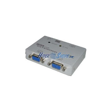 Rextron VGA Extender 1 VGA-IN + 2 VGA-OUT + 1 RJ45-OUT (EV-12L)