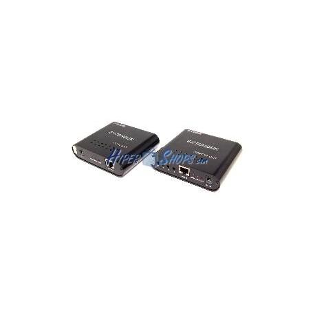 Extensor DYLINK de VGA y audio por UTP Cat.5 a 100m