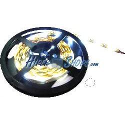 Tira de LEDs flexible 13 lm/led 30 led/m de 10m blanco calido