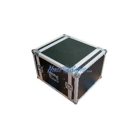 Flight Case Shock-Proof 19 08U F700 RackMatic