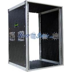 Flight Case Desmontable PRO 19 16U F520 RackMatic