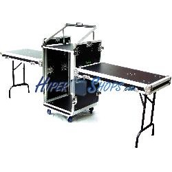 Mesa de control audiovisual rack 19 20U RackMatic