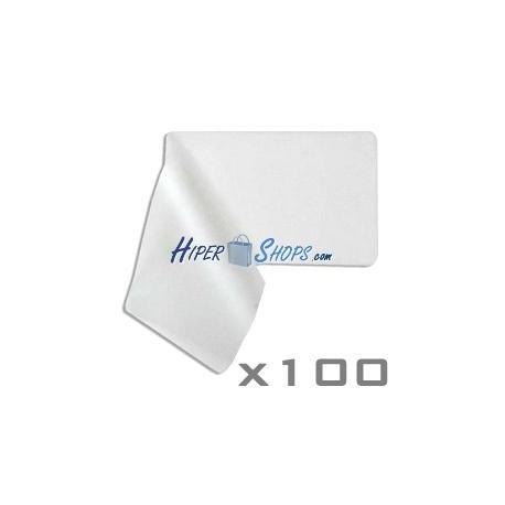 Funda de 80 micras para laminadora 216x303 mm (100 uds)