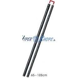 Mástil extensible para soporte de techo de 65 cm a 105 cm (ACC-808)