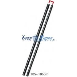 Mástil extensible para soporte de techo de 105 cm a 186 cm (ACC-809)