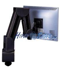 Soporte de mesa para 1 pantalla VESA 75/100 de brazo articulado