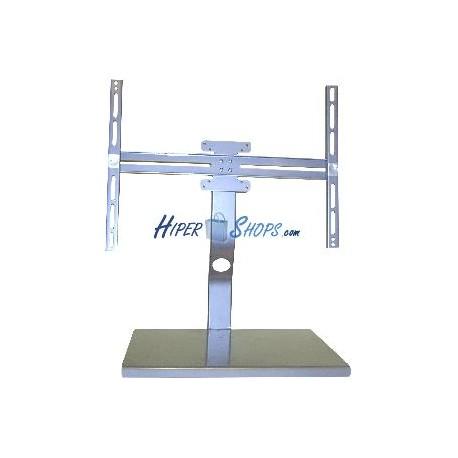 Soporte de pie con ruedas para pantalla plana TV VESA 50 75 100 200 y altavoces