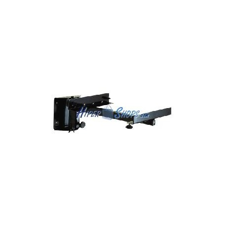 Soporte Pared Altavoz 15Kg (SP-114) 2 unidades