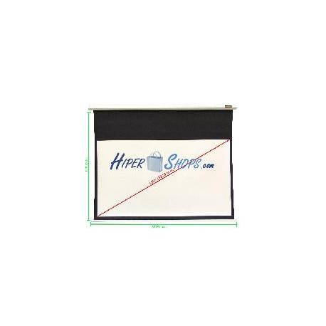 Pantalla de proyección de pared blanca 3220x1810mm 16:9 DisplayMATIC