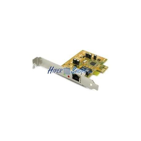 Tarjeta PCI-Express Ethernet 10/100/1000Base-TX
