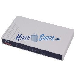 Conmutador ethernet LAN switch 10Mbps 100Mbps 8UTP