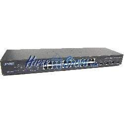 "Rack 19"" WEB Giga Switch de 10/100/1000 Mbps de 24 UTP y 4 SFP"