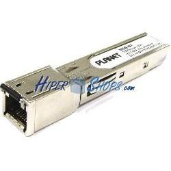 Módulo Mini-GBIC SFP 1000Base-T (RJ45 100m)