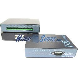 IP Power 9212 Delux 8xDI + 8xDO Network Controller Sensor