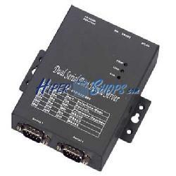 Servidor IP RS232 RS422 RS485 TopView de 2 puerto