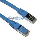 Cable FTP categoría 6 Azul (25cm)