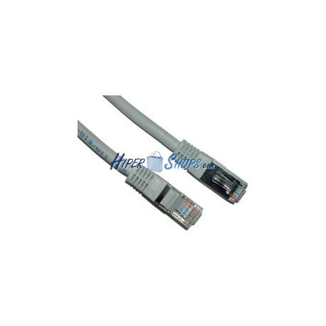 Cable FTP Cruzado Cat.5e Gris (25cm)