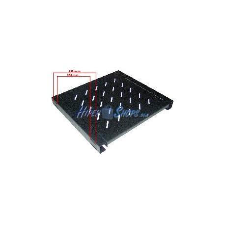 Bandeja telescópica para rack19 de 1U y fondo 450mm 460-640mm