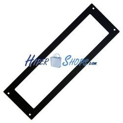 Panel frontal abierto para carril DIN de 3U rack 19