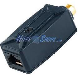 Extensor de audio analógico UTP Cat.5 RCA emisor y receptor AE01