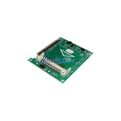 Slot COMPACTFLASH a IDE-HDD 2.5 (1xCF a IDC44-M)