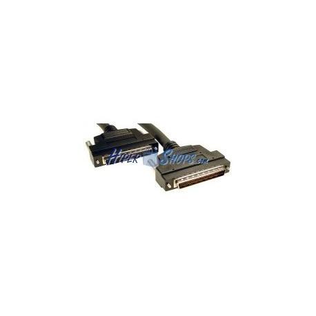 Cable UltraSCSI (LVD) Externo (HD68-M/M) 1.8m