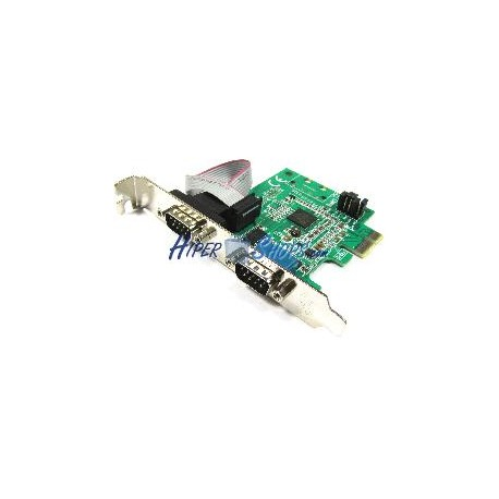 Tarjeta PCI-Express Serie 16C950 (2S)