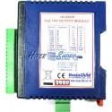 Módulo RS485 de 8 salidas analógicas voltaje (BrainChild IO-8AOV)