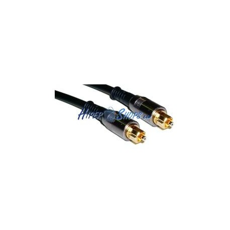 TosLink Digital Optical Audio Cable 2m (T/T)
