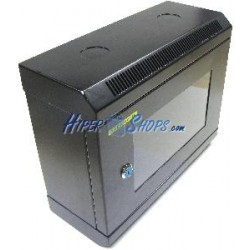 Armario rack 10'''' 6U 370x140x350mm TENRack de RackMatic