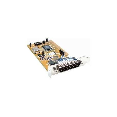 Tarjeta uPCI Serie 16C550 FLEX-ATX VSCOM (2S)